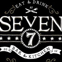 Seven Bar & Kitchen logo