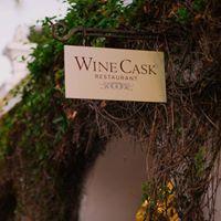 Wine Cask logo