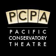 PCPA - Pacific Conservatory Theatre logo