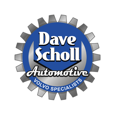 Volvo Dave Scholl Automotive Service Center logo