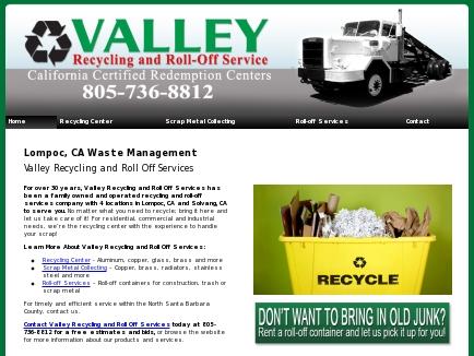 Valley Roll-Off logo