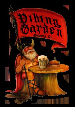 Viking Garden Restaurant logo