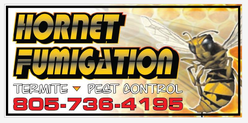 Hornet Fumigation logo