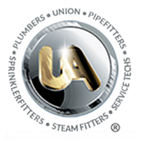 Plumbers & Pipefitters Local 114 logo