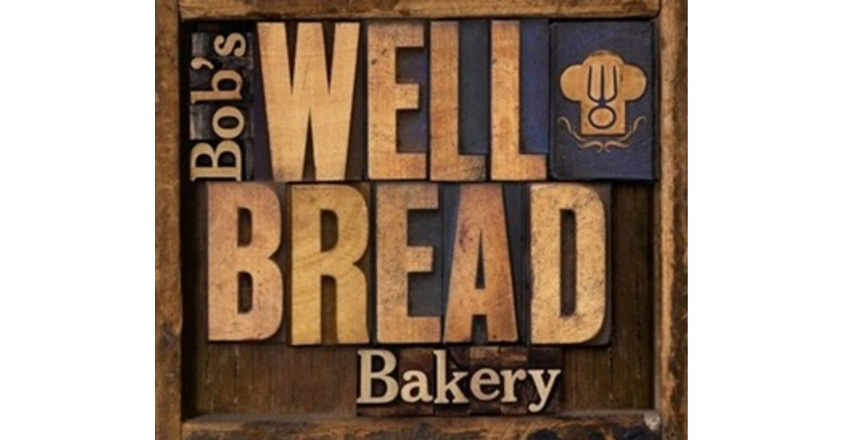 Bob's Well Bread Bakery logo