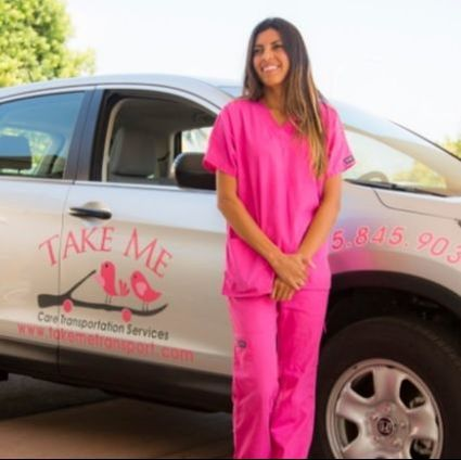 Take Me - Care Transportation Services logo