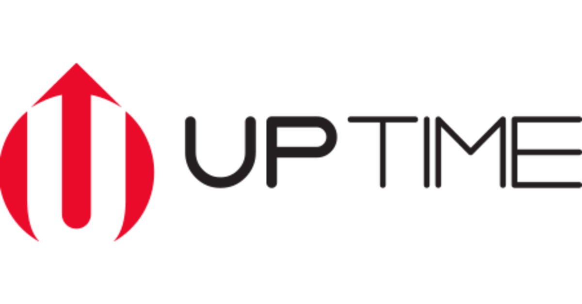 Up Time logo