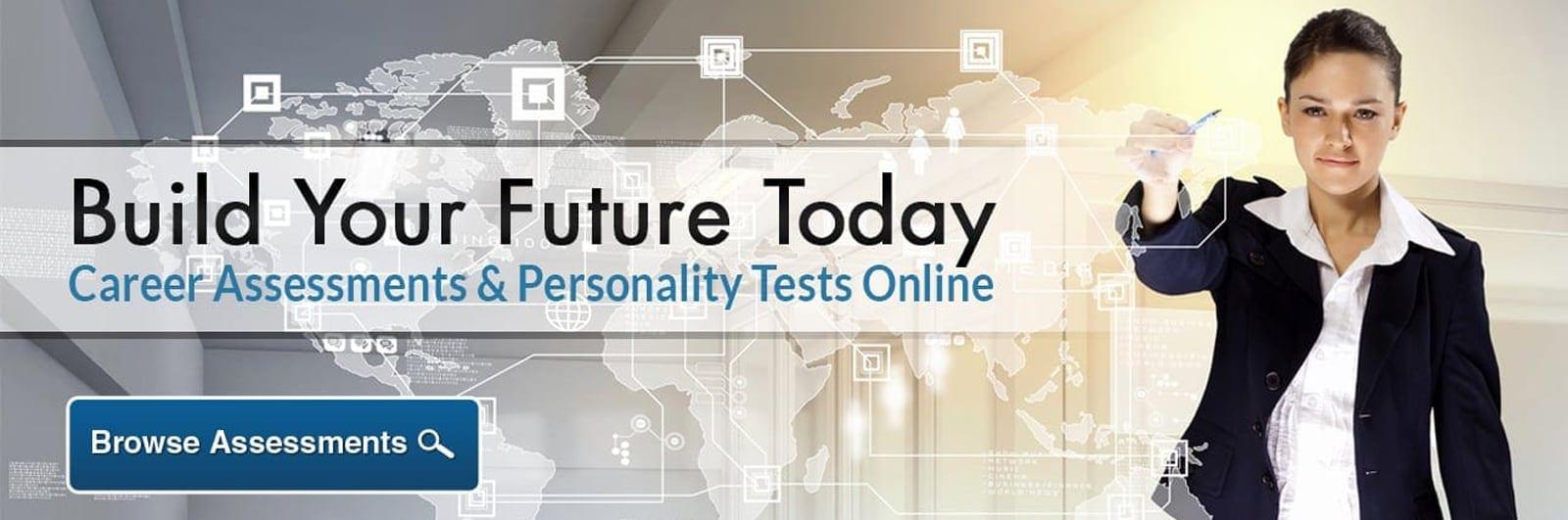 Career Test Site logo
