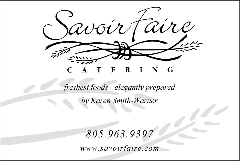 Savoir Faire Catering logo