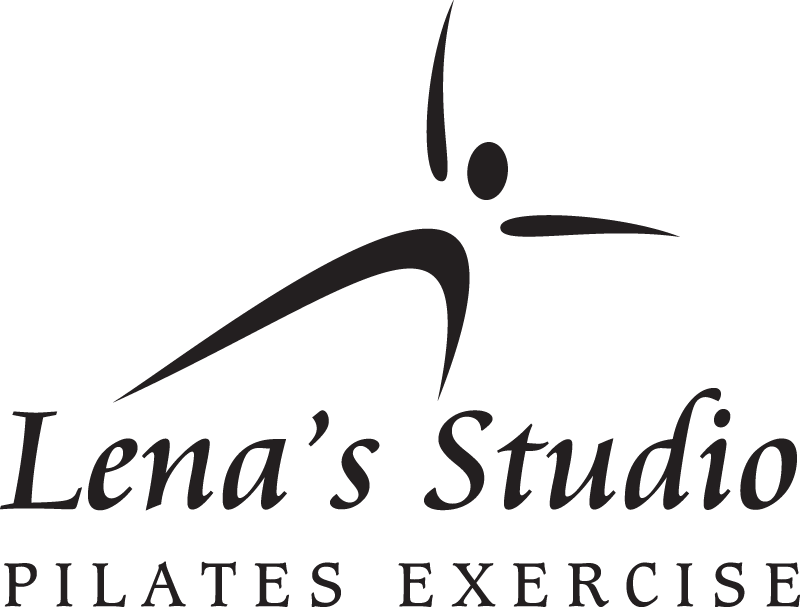 Lena's Studio Pilates Exercise logo