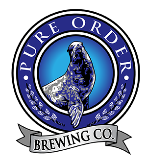 Pure Order Brewing Company logo