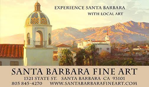 Santa Barbara Fine Art logo