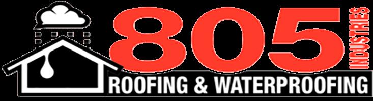 805 Industries - Roofing & Waterproofing logo