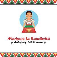 Mariscos La Rancherita logo