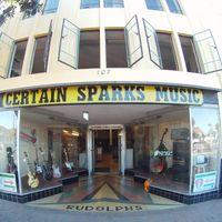 Certain Sparks Music logo