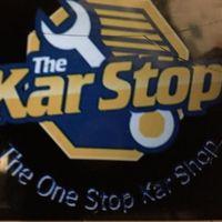 The KAR STOP logo