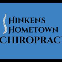 Hinkens Hometown Chiropractic logo