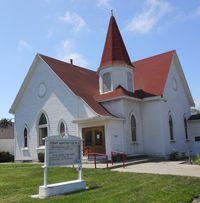 First Baptist Church-Lompoc logo