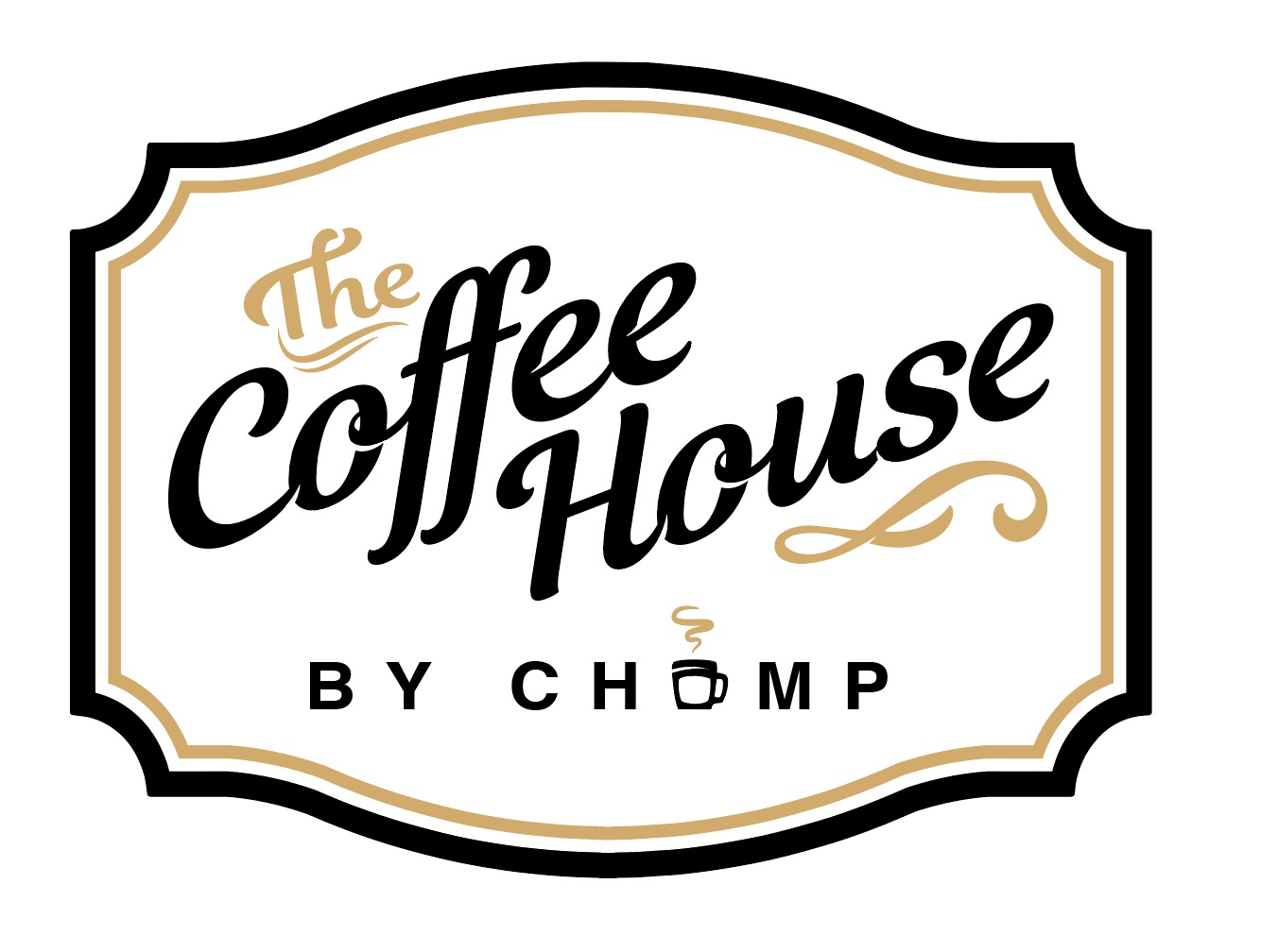 The Coffee House by CHOMP logo