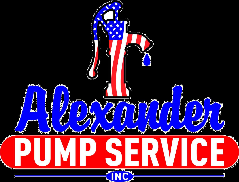 Alexander Pump Service logo