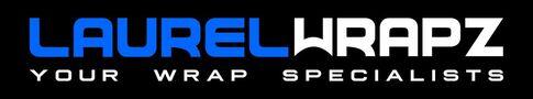 Laurel Wrapz & Signs logo