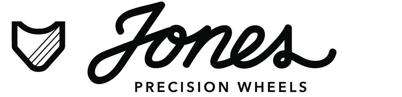 Jones Precision Wheels logo