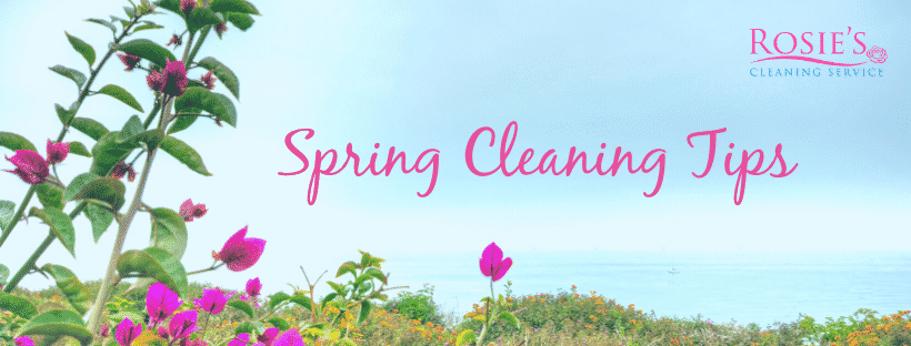Rosie's Cleaning Service logo