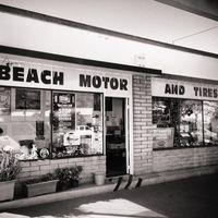 Beach Motor & Tires logo
