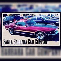 Santa Barbara Car Company logo