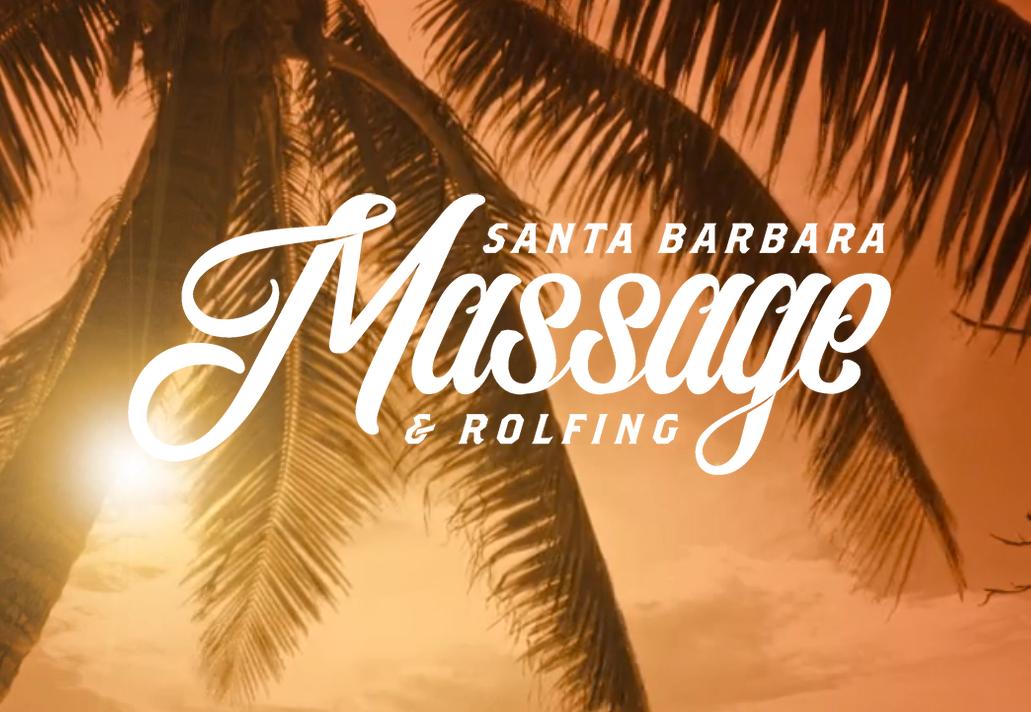 805 Santa Barbara Massage & Rolfing logo
