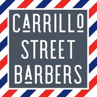 Carrillo Street Barbers logo