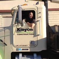 Kinyon Construction Inc logo