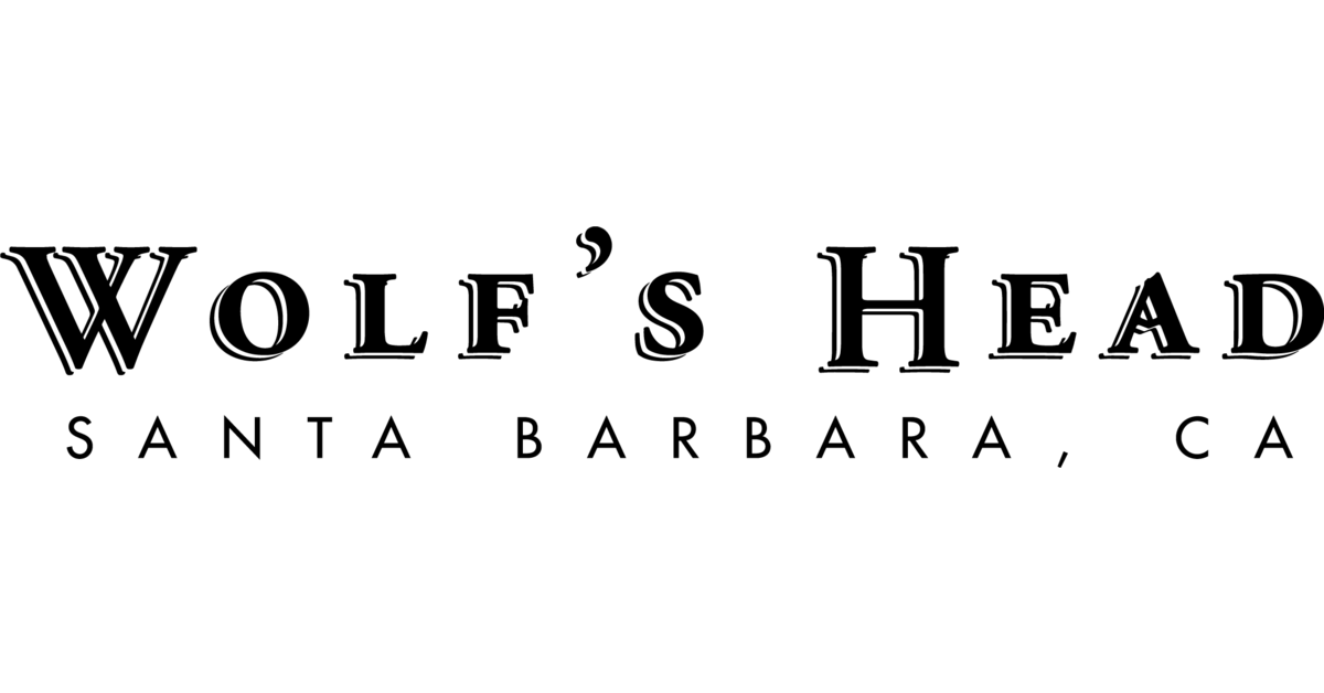 Wolf's Head Barbershop logo
