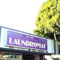 Isla Vista Laundromat logo