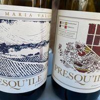 Presqu'ile Winery logo