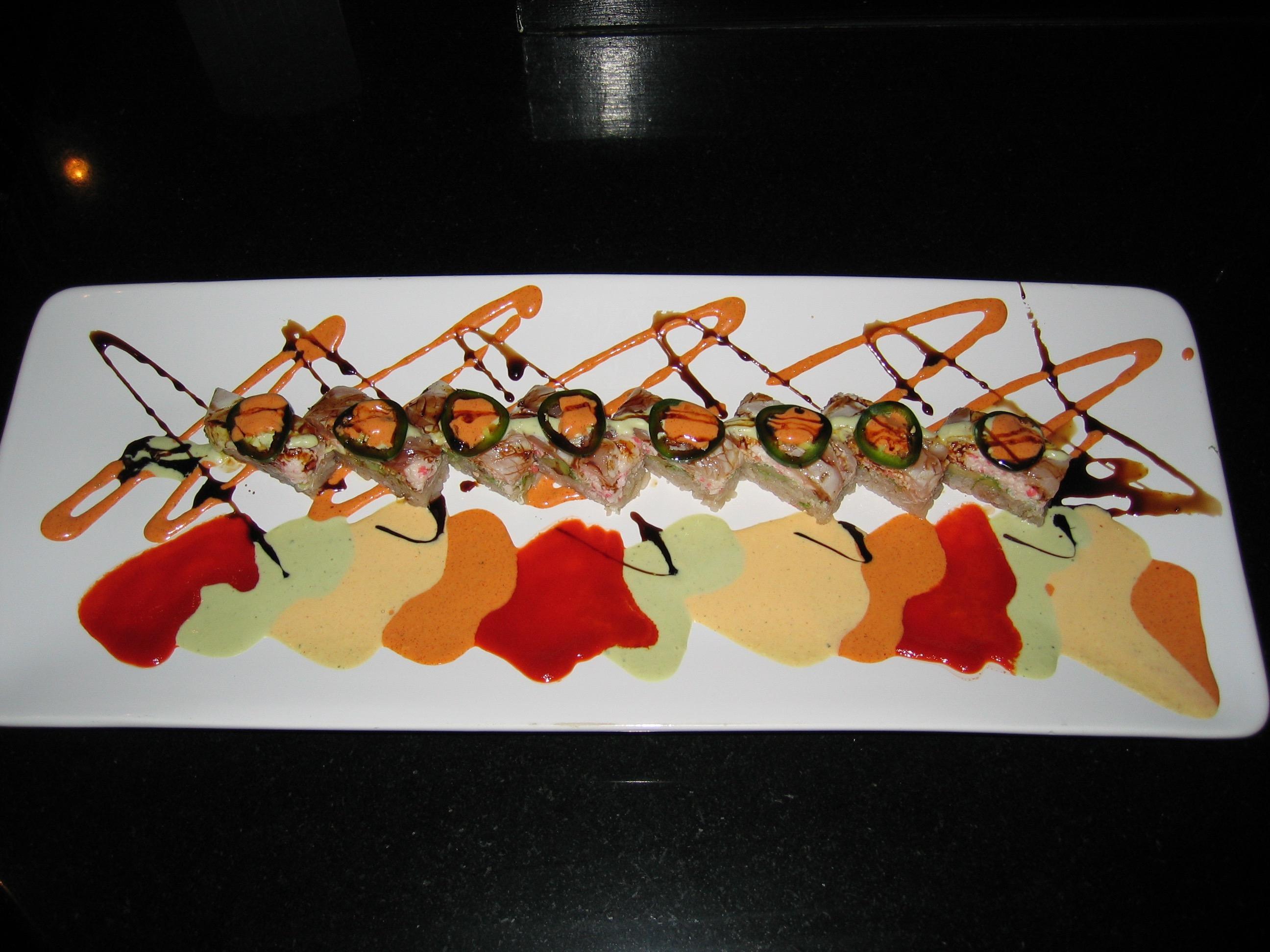 Sakana Sushi Bar & Japanese logo