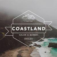 Coastland Salon & Barber logo