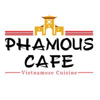 Phamous Cafe logo