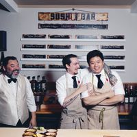 Sushi Bar Montecito logo