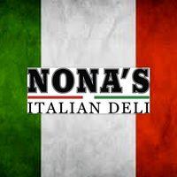 Nona's Italian Deli logo