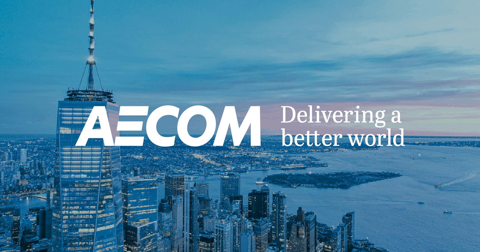 AECOM Corporation logo