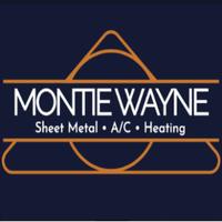 Montie Wayne Sheet Metal logo