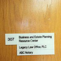 Legacy Law Office logo
