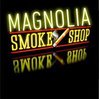 Magnolia Smoke Shop logo