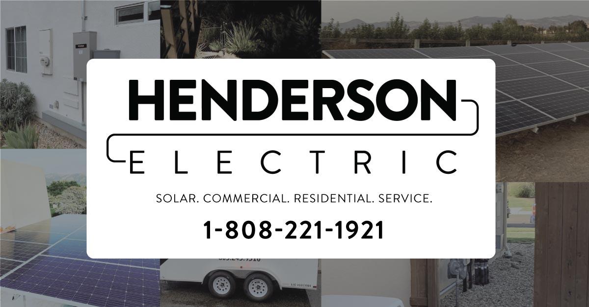 Henderson Electric logo