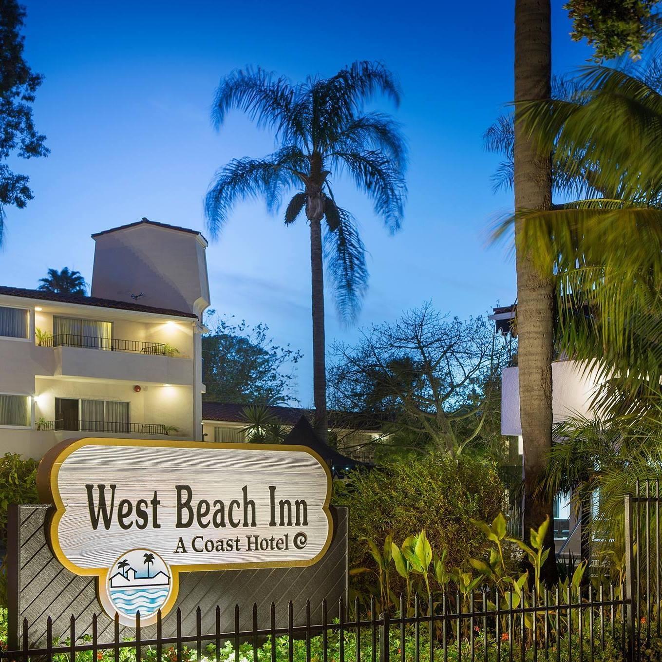 West Beach Inn logo