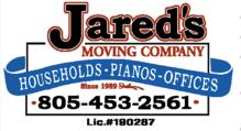Jared's Moving Service logo