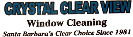 Crystal Clear View Window Cleaning logo