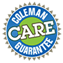 Coleman Carpet & Upholstery Cleaners logo