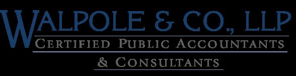 Walpole & Co LLP logo